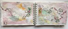 Those of you who have been reading my blog for years know that in January I return for a while to working in sketchbooks. This year I am wo...
