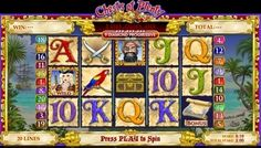 Play online in demo #ChestsOfPlenty free vegas slot on #slots4play for fun. The Chests of Plenty slot machine game has 5 reels, 20 fixed lines and a pirate theme. It also features a Chest #bonus round with a #progressive jackpot, wild symbols and a #Treasure map bonus.