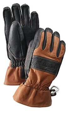 Hestra Guide Glove Brown / Black 6 *** You can find out more details at the link of the image.