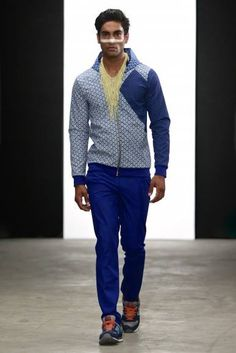 #Menswear #Trends FUNDUDZI Fall Winter 2015 Otoño Invierno #Tendencias #Moda Hombre - South African Menswear Week 2015
