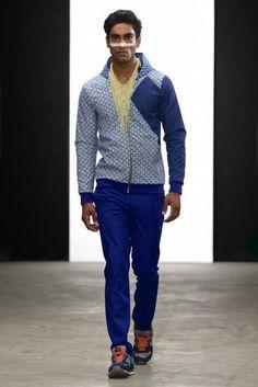 #Menswear #Trends FUNDUDZI Fall Winter 2015 Otoño Invierno #Tendencias #Moda Hombre - South African Menswear Week 2015