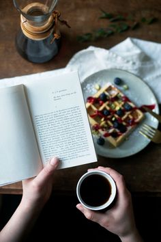 Our Food Stories | gluten-free ginger and cardamom waffles.