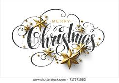 Find Merry Christmas Calligraphic Inscription Decorated Golden stock images in HD and millions of other royalty-free stock photos, illustrations and vectors in the Shutterstock collection. Thousands of new, high-quality pictures added every day. Christmas Wishes For Family, Christmas Quotes For Friends, Christmas Makes, Cozy Christmas, Christmas And New Year, Golden Star, Paper Stars, Xmas Tree, Place Card Holders