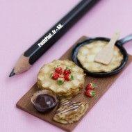 Miniature Crêpes Pancakes, Stéphanie Kilgast, PetitPlat