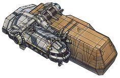 medium freighter