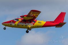 VULCANAIR Observer (twin-piston) (P68) Aircraft ✈ FlightAware