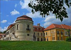 Amadé Bajzáth Pappenheim Castle in Iszkaszentgyörgy