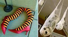 Resultado de imagen de ideas decoracion halloween manualidades