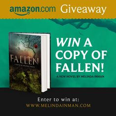 [highlight here to enter![/highlight] Why do writers give away books to promote our novels? That's a great question. I'm glad you asked. As a Christian aut… Fallen Novel, Giveaway, Promotion, Novels, This Or That Questions, Highlight, Writers, Kindle, Christian