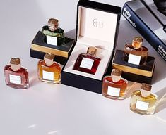 """Perfume Collection Parfums Dusita Paris """"Perfumes with true recherché value. Traditional French sophistication graced with Siamese…"""