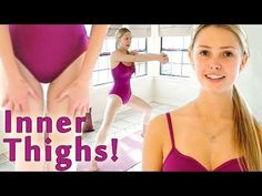 Inner Thigh Gap Clarity Workout at Home For Women 10 Minute Fitness Training Routine - YouTube