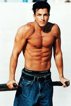 Peter Andre Six Pack
