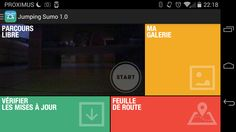 awesome Test : Jumping Sumo de Parrot