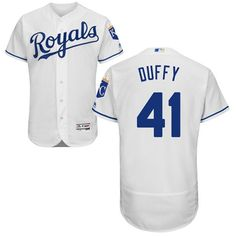 Kansas City Royals Whit Merrifield White Home 2016 Flexbase Majestic Baseball  Jersey a36ddc8ba