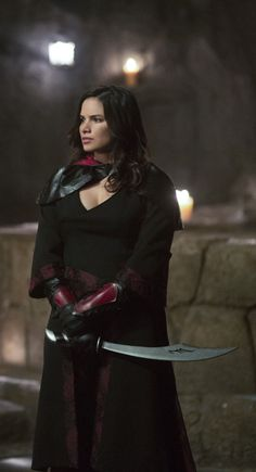"""((Close RP)) Nyssa waits patiently. She hears your footsteps. """"Hello Cody. Grab a sword from over there."""" She says. You grab a sword. """"Prepare to die in the name of the demon."""""""