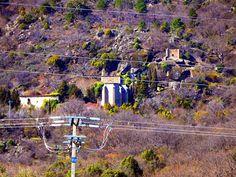 Desde Pelayos de la Presa: Guisando. Subida a la cueva y Ermita San Miguel