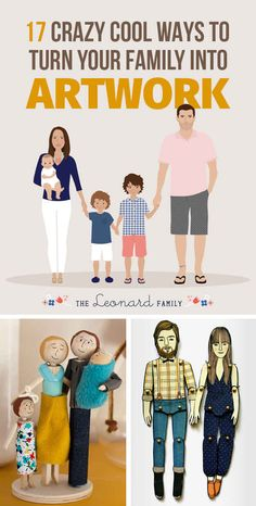 17 Mind Blowing Ideas For Family Portraits
