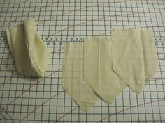 The Modish Victorian: Start off to HSF Pink Challenge RETICULE tutorial