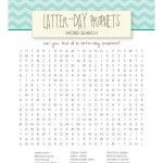 free printable lds word searches for kids