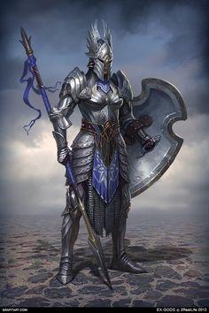 Lancer - cavaleiro de longa lâmina