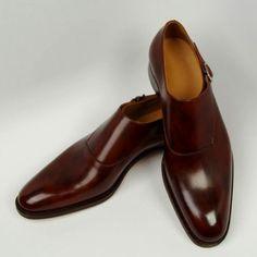 Zapato monkstrap | Blog Camisas Rushmore