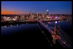 Cincinnati | Photo provided by: Visit Cincinnati USA