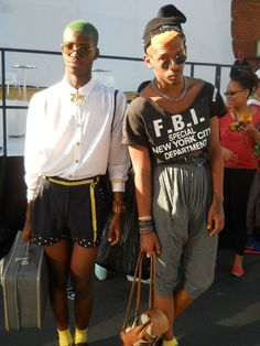 Street Style: STR CRD | Blaque Magazine