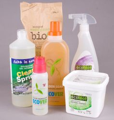 Eco-Friendly Cleaning Products Household - Discover more wonderful tricks and tips for your cleaning business