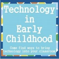 A Blog about Teaching with Technology in Kindergarten and Pre-school Classrooms.  This blogger is an assistant junior kindergarten teacher in a private school.  Technology is her hobby and she loves finding ways to weave it into her curriculum.