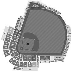 Grapefruit League Stadiums - Florida Spring Training Map | Favorite ...