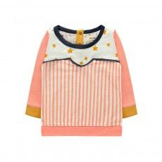 Star T-Shirt Superpower Pale Pink