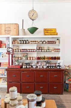 Heather Bullard's photography of the Santa Ysabel General store.  wow.