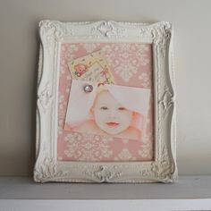 Shabby Chic Magnet Board (no longer available)