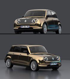 Et si elles revenaient ainsi ? Mini Morris, Carros Retro, Buggy, Cute Cars, Retro Cars, Sport Cars, Motor Car, Cars And Motorcycles, Luxury Cars
