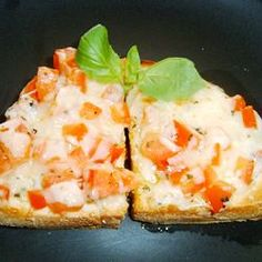 Best Bruschetta Ever Allrecipes.com - can't wait to make this low cal treat!