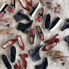 NEW NEW NEW! 🏷️️️ #shoegametoostrong #shoegasm #newatcalico  #Regram via @shopcalico
