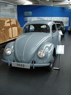 Oficina VW: Museu VW