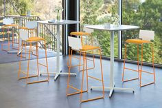 Upward Barstools by Arcadia