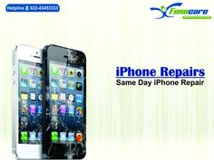 We've a couple of repair service options - Just now contact on 022 - 434533 23