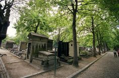 The 10 Most Unforgettable Paris Sights and Attractions: Père Lachaise Cemetery