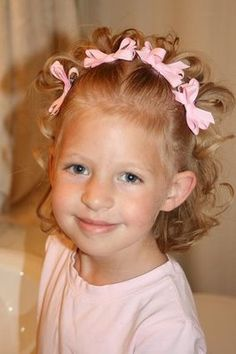 lots of little girls hairstyles