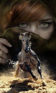 Double Exposure Photography, Horse Photography, Puppy Wallpaper Iphone, Fantasy Art Women, Native American Artists, Illusion Art, Fairy Art, Calligraphy Art, Horse Art