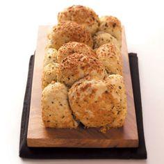 Herb Bubble Bread Recipe