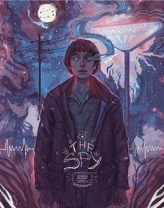 Will Byers fan artwork