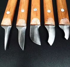 Professional Wood Carving ToolsSet of 5Special Shape