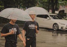 Walking In The Rain, Huang Renjun, Jisung Nct, Na Jaemin, Character Aesthetic, Nct Dream, Nct 127, Wattpad, City