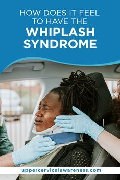 How exactly does it feel to have a whiplash injury? How long before the symptoms disappear? To help you figure out what you need to do, check out our discussion on whiplash syndrome below.