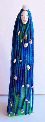 Pisces Woman 14 by Jennifer Gould