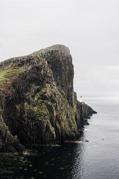 Little Lighthouse - Scotland 2008, Neist Point Lighthouse, Skye