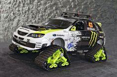 WRX Snowcat